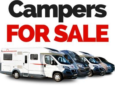 Camper Vans For Sale >> Cheap Second Hand Campervans For Sale Uk Ireland
