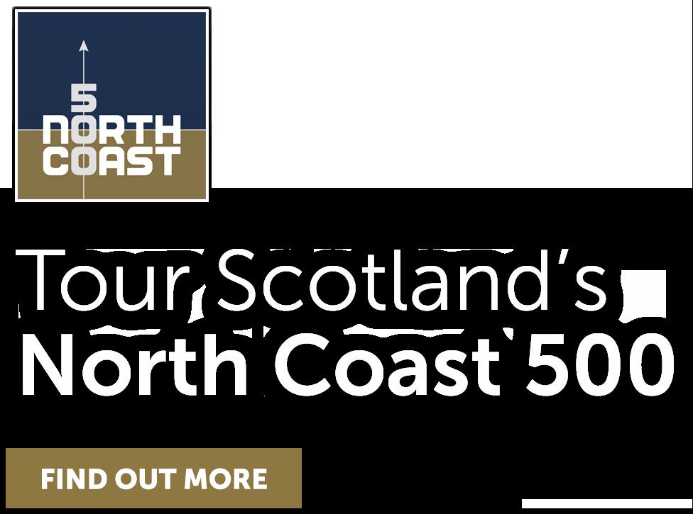 Tour Scotland's North Coast 500
