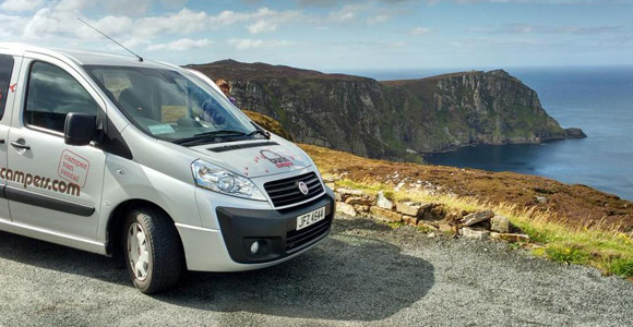 campervan hire belfast