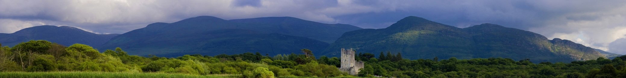 Ireland Castles - Campervan Hire with Bunk Campers