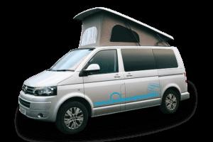 2 Person VW Campervan Hire – Nomad