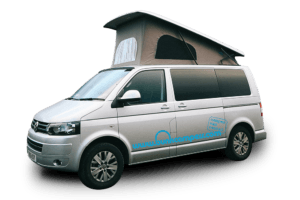 2 Person VW Campervan Hire – Nomad