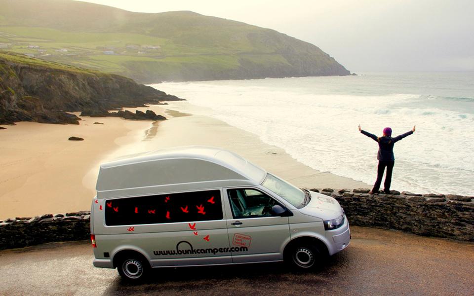 vw campervan hire uk & ireland