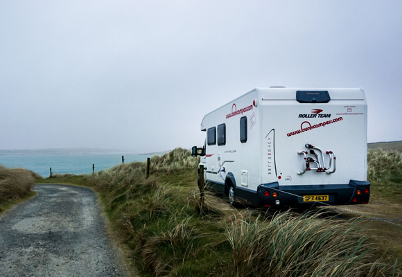 campervan hire ireland