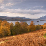 autumn campervan hire uk