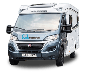 Luxury 2 person motorhome hire – AeroPlus