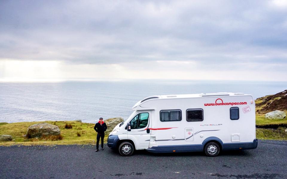 motorhome hire ireland & uk
