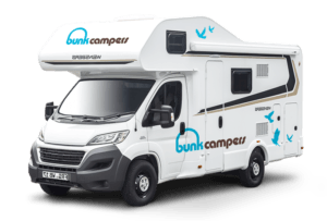 Luxury 4 person motorhome hire – VistaPlus