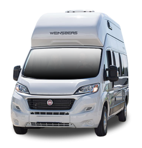 4 person campervan hire – Vista