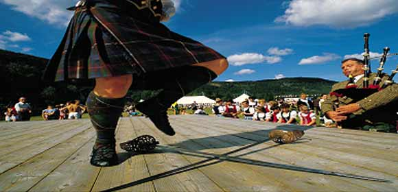 Highland-game