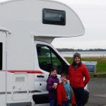 Campervan hire May