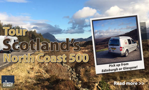 Tour Scotland's North Coast 500