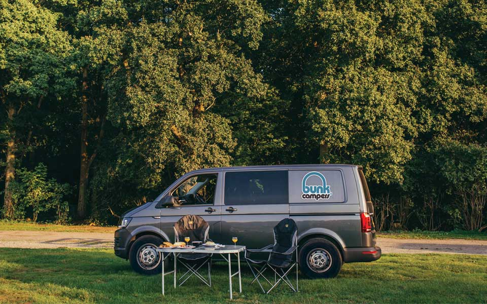 cheap campervan hire uk & ireland