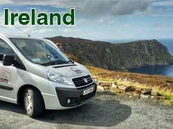 Ireland Campsites