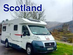 Scotland Campsites