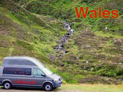 Wales Campsites
