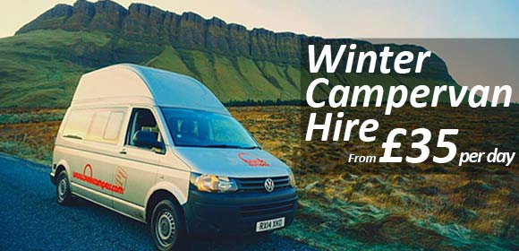 Popular Motorhome Rental Northern Ireland  The ONLY Way To See Ireland