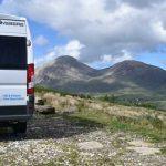 campervan hire Wales