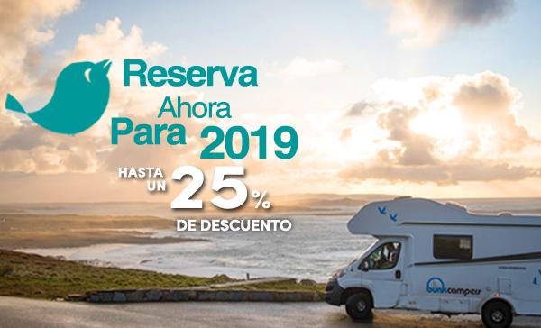 Reserva Ahora Para 2019