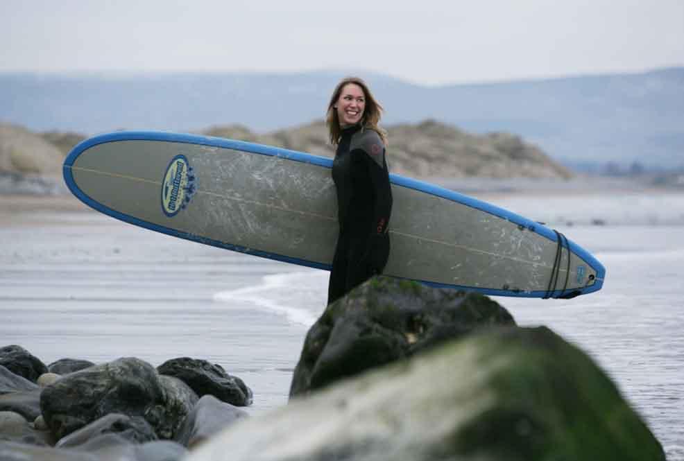 Surfing Ireland - Bunk Campers Campervan Hire Ireland