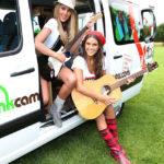 Festival campervan hire - Bunk Campers