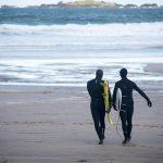 Bunk Campers - surfing in Ireland - Al Mennie