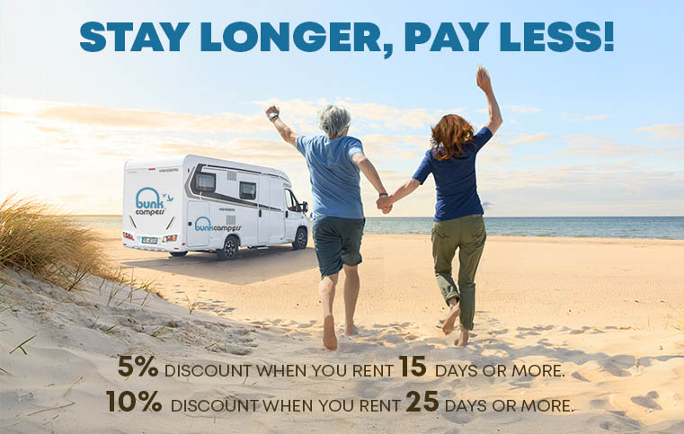Stay Longer pay less