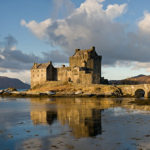 Bunk Campers - Scotland trip ideas - Eilean Donan castle