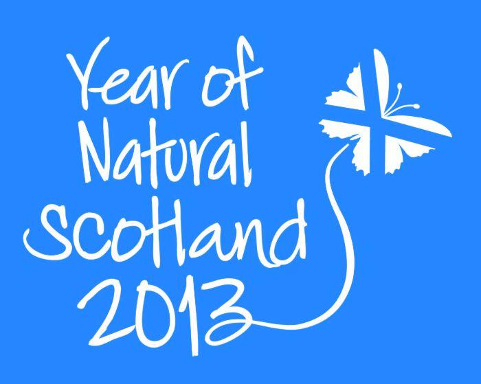 Year of Natural Scotland logo
