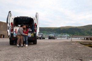 Campervan Hire Scotland - Bunk Campers