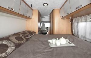 2 person campervan - Campervan hire - Bunk Campers