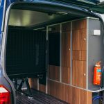 Bunk Campers | Nomad storage space