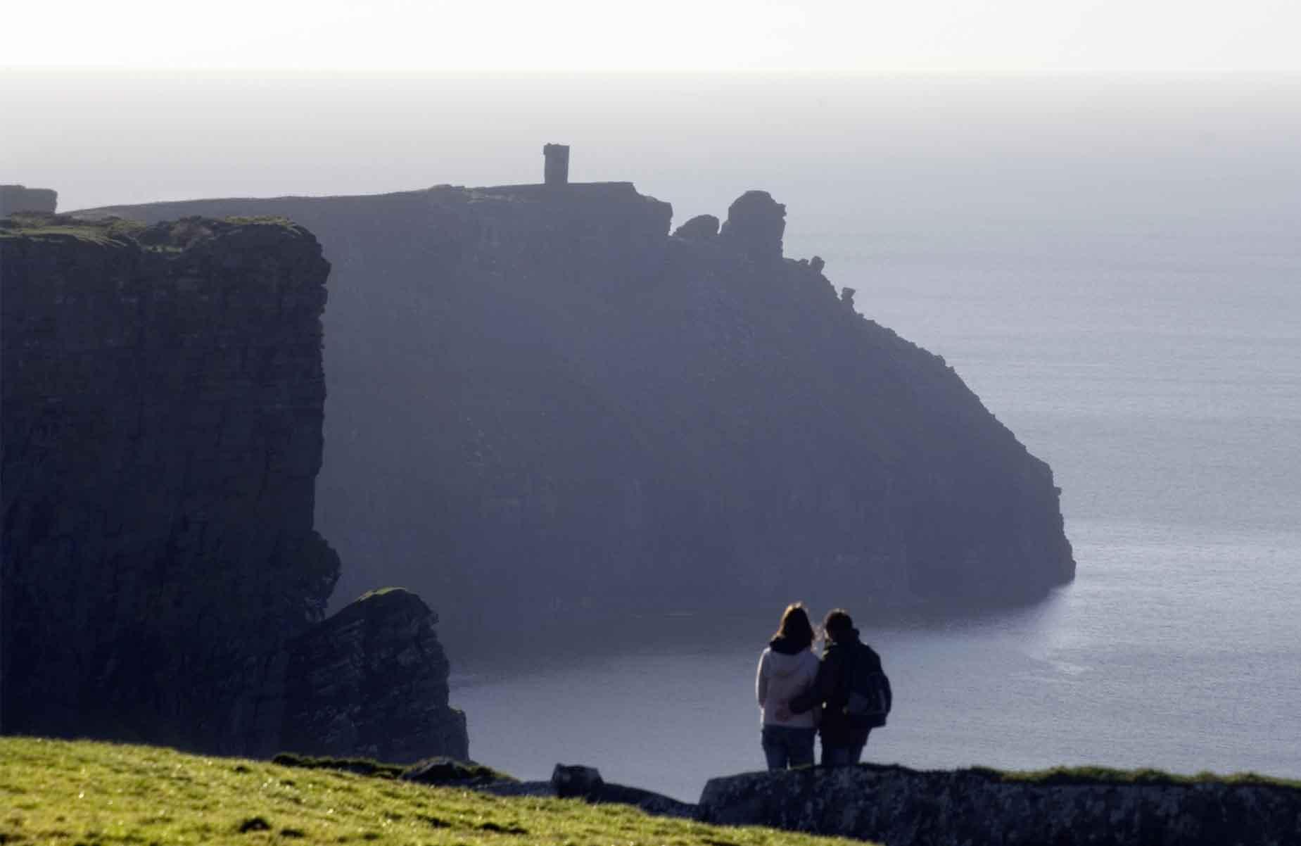 Cliffs of Moher - Campervan Hire Ireland