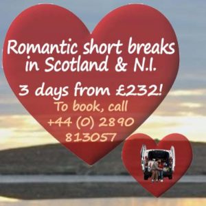 Campervan Hire breaks - Bunk Campers - Romantic Short Breaks