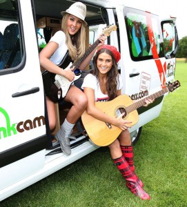 VW Campervan Hire | T in the Park