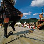 Campervan Hire in Scotland for the Highland Games