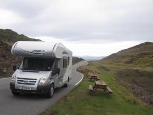 Campervan & Motorhome Hire Ireland