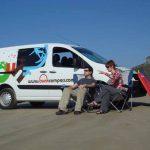 Budget Campervan & Motorhome Hire Ireland