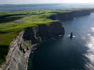 Campervan & Motorhome Hire Ireland - Cliffs of Moher