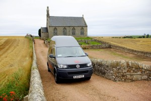 Bunk Campers Ranger - VW Campervan Hire Scotland