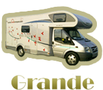 Bunk Campers Motorhomes for hire in Scotland & Ireland