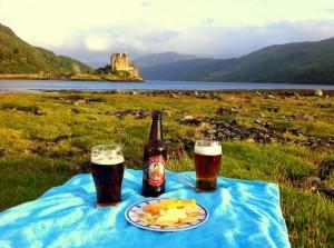 Honeytrek photo from their Campervan Hire Scotland trip