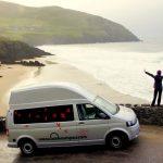 Bunk Campers Ranger campervan for hire in Ireland