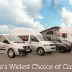 Bunk Campers range of campervans for hire in the UK & Ireland