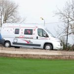 Accommodation for the Irish Open - campervan hire