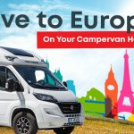 Drive To Europe by campervan