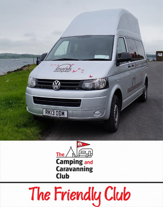 Campervan Hire Rugby World Cup