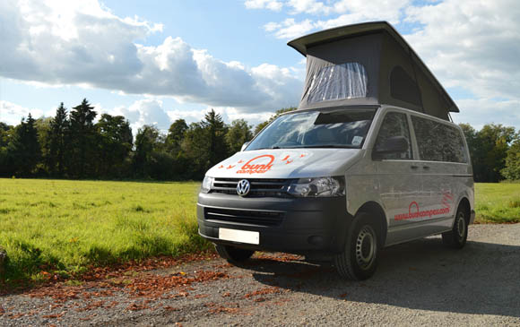 VW Campervan Hire - UK & Ireland