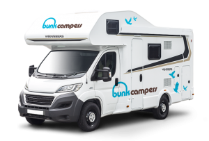 Vista Plus – 4 Berth Motorhome Hire
