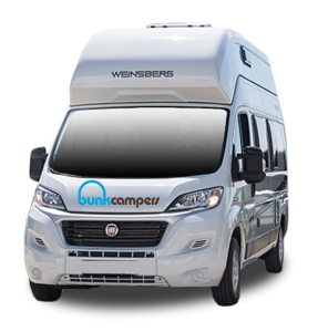 Vista – 4 Person Campervan Hire